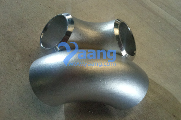 ANSI B16.9 ASTM A403 WP316L SMLS 90 Degree Elbow 1″ Sch40S