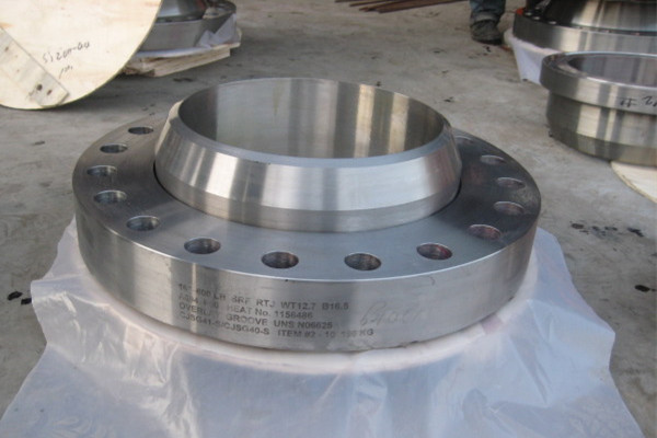 ASME B16.5 Inconel 625 Swivel Ring Flange RTJ 16″