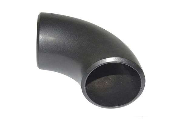 ASME B16.9 ASTM A234 WPB 90 Degree LR Elbow DN200 SCH40