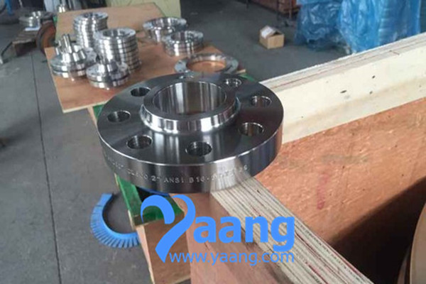 ASTM A815 UNS S32750 Forged Lap Joint Flange DN50 CL600
