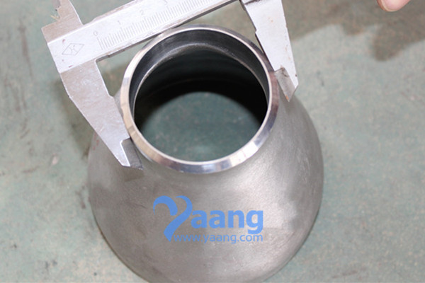 ASTM B366 Hastelloy C276 Concentric Reducer