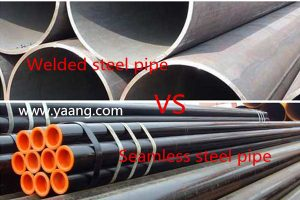 difference between welded steel pipe and seamless steel pipe 300x200 - Difference between welded steel pipe and seamless steel pipe
