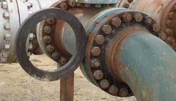spectacle closed - Applications of Flanges