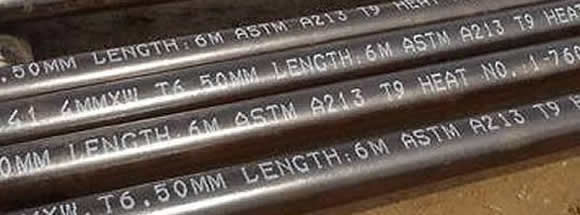 ASTM A213 T9 seamless alloy steel pipe banner - What is a alloy steel pipe?