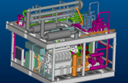 Piping Layout on an FPSO - Dangers and main causes of piping vibration