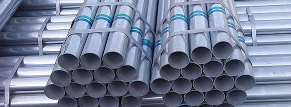 Galvanized mild steel pipe banner - Galvanized Steel Pipe Vs black steel pipe