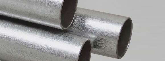 Galvanized seamless tube banner - Galvanized Steel Pipe Vs black steel pipe