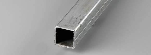 Hot dip galvanized square tube banner - Galvanized Steel Pipe Vs black steel pipe