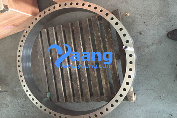 ASTM A182 F904L Floating Head Flange OD: 1014MM