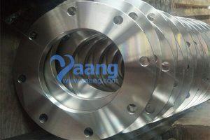 "en1092 1 type 01 304l plate flange rf 8 pn10 300x200 - EN1092-1 Type 01 304L Plate Flange RF 8"" PN10"