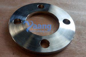 "en1092 1 type 01 316l plate flange 3 pn16 300x200 - EN1092-1 Type 01 316L Plate Flange 3"" PN16"