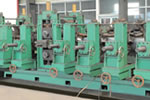 forming machine - How to get spiral steel pipes?