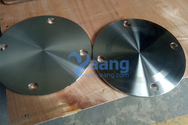 AS 2129 Table D 316L Blind Flange FF 4″