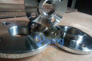 as 2129 table e 316l threaded bossed flange ff 1 1 4 300x200 - AS 2129 Table E 316L Threaded Bossed Flange FF 1-1/4""