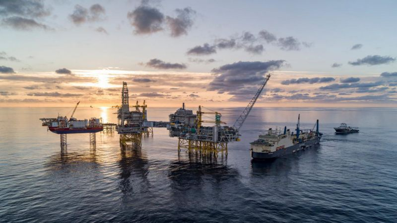 norway s largest oil pipeline now in place - Norway's largest oil pipeline now in place