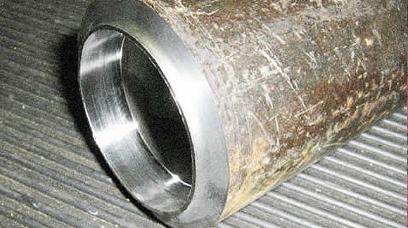 Pipe beveld cut - What is a seamless steel pipe