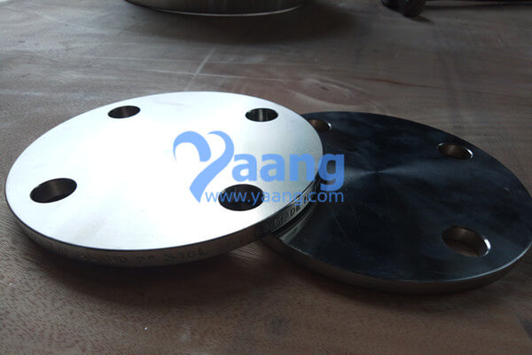 AS2129 T/E 316L Blind Flange 2″