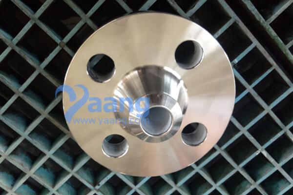 ASME B16.5 ASTM A182 F316L WN RTJ Flange 1-1/2″ Sch80 900#