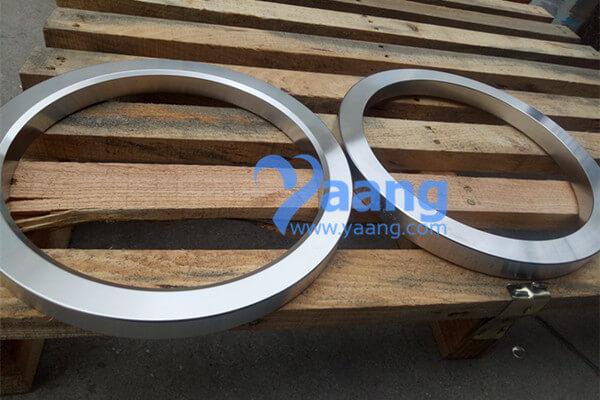 200-16-02-1-B GOST 33259-2015 904L Ring Flange DN200 PN16