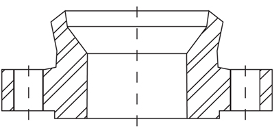 Dimensions of Expander Flanges - What are Steel Flanges?