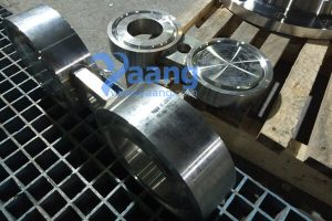 api 6a a182 f51 spectacle blind flange rtj dn86 5000psi 300x200 - API 6A A182 F51 Spectacle Blind Flange RTJ DN86 5000PSI