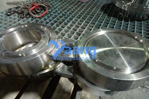 asme b16 48 f51 spectacle blind flange rtj 4 inch 2500 300x200 - ASME B16.48 F51 Spectacle Blind Flange RTJ 4 Inch 2500#