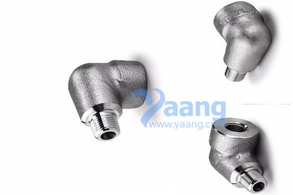 ASME B16.11 / BS3799 Threaded Street Elbow