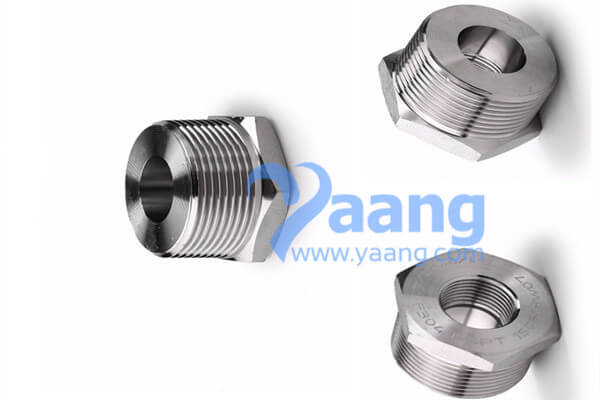 ASME B16.11 Threaded Hexa Head Bushing​