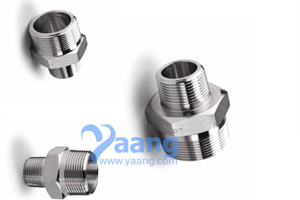 ASME B16.11 / BS3799 Threaded Hex Nipple