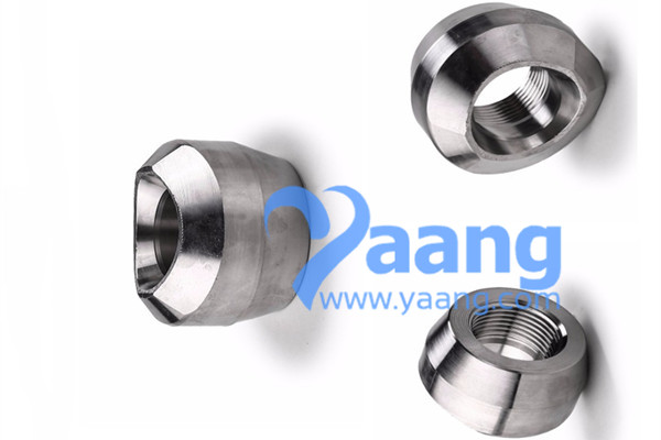 steel threadolet 1 - Steel Threadolet