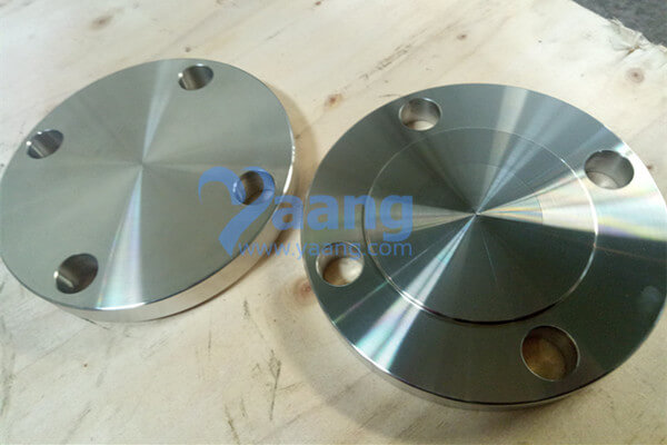 ASME B16.5 ASTM B564 Alloy C276 Blind Flange Raised Face 3 Inch 150#