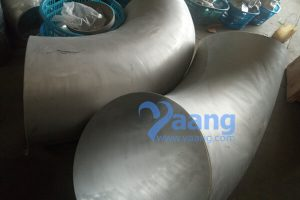 asme b16 9 astm b366 uns n10276 90 degree long radius welded elbow 24 inch thk 4mm 300x200 - ASME B16.9 ASTM B366 UNS N10276 90 Degree Long Radius Welded Elbow 24 Inch THK: 4MM