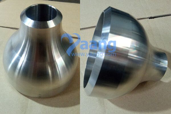 ASME B16.5 ASTM B366 Nickel Alloy 200/201 Seamless Concentric Reducer 4 Inch – 1-1/2 Inch SCH80