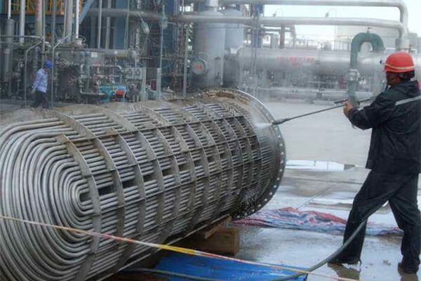 cleaning technology of heat exchanger - Cleaning Technology of Heat Exchanger