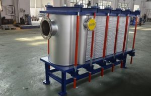 a brazed plate heat exchanger with hastelloy c276 plate 300x192 - a-brazed-plate-heat-exchanger-with-hastelloy-c276-plate