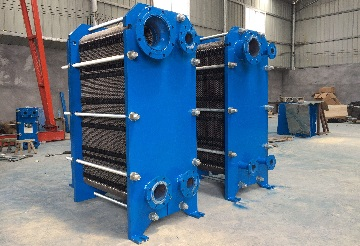 standard plate heat exchanger with hastelloy c276 plates - Nickel Alloy: Hastelloy C-276 (UNS N10276)