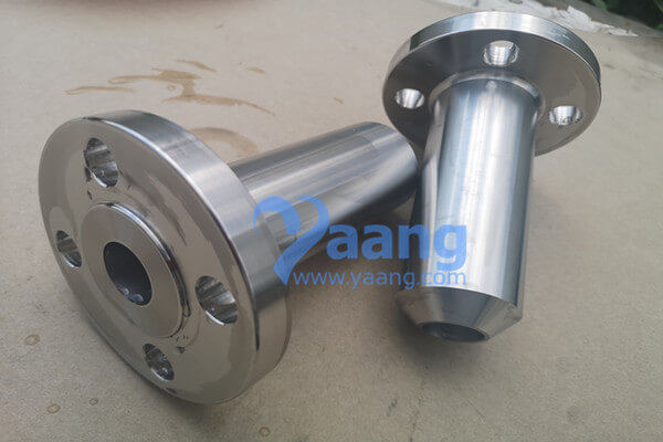 "asme b16 5 astm a182 f316l long weld neck flange rf 1 150 l150mm - ASME B16.5 ASTM A182 F316L Long Weld Neck Flange RF 1"" 150# L=150MM"