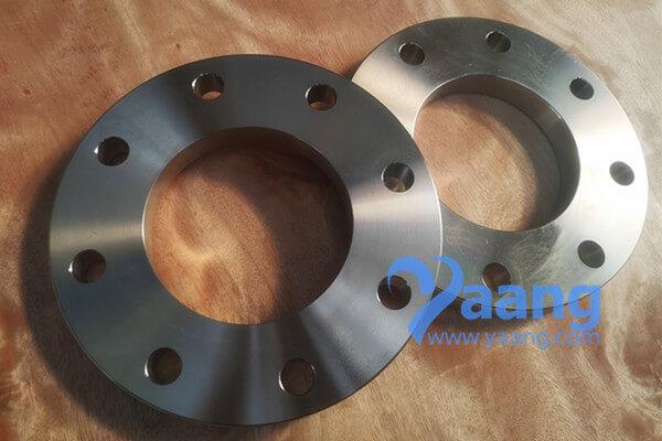 EN1092-1 Type 01-A ASTM A182 304L Plate Flange 4″ PN10/16