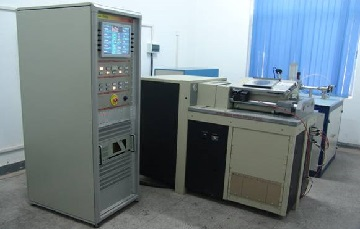 gleeble 1500d testing machine at co operative lab of imust - Nickel Alloy: Monel 400 (UNS N04400)
