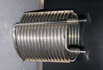 helical coils made of astm b163 monel 400 tubes - Nickel Alloy: Monel 400 (UNS N04400)