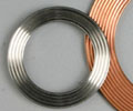 serrated metal gasket - Types of Gaskets
