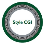 spiral wound gasket style cgi - Types of Gaskets