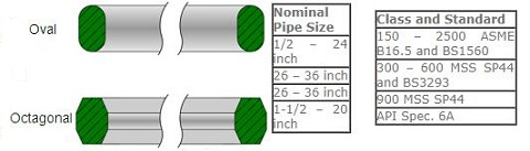 style r gasket 1 - Types of Gaskets