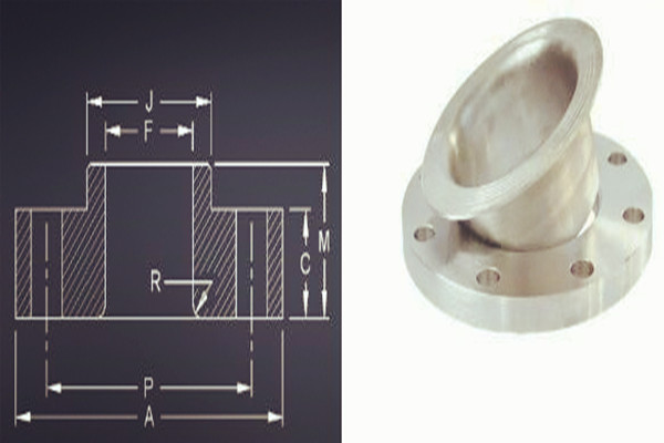asme ansi b16 5 lap joint flange dimensions - ASME/ANSI B16.5 Lap Joint Flange Dimensions