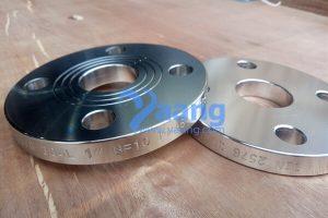 din 2576 a182 f304l plate flange dn25 pn16 300x200 - DIN 2576 A182 F304L Plate Flange DN25 PN16