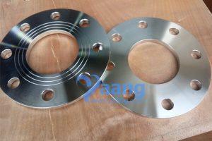 din 2576 a182 f304l plate flange dn80 pn16 300x200 - DIN 2576 A182 F304L Plate Flange DN80 PN16