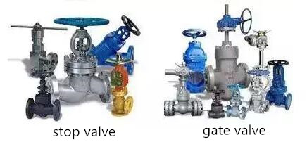 20200128114817 21735 - Can globe valve and gate valve be mixed?