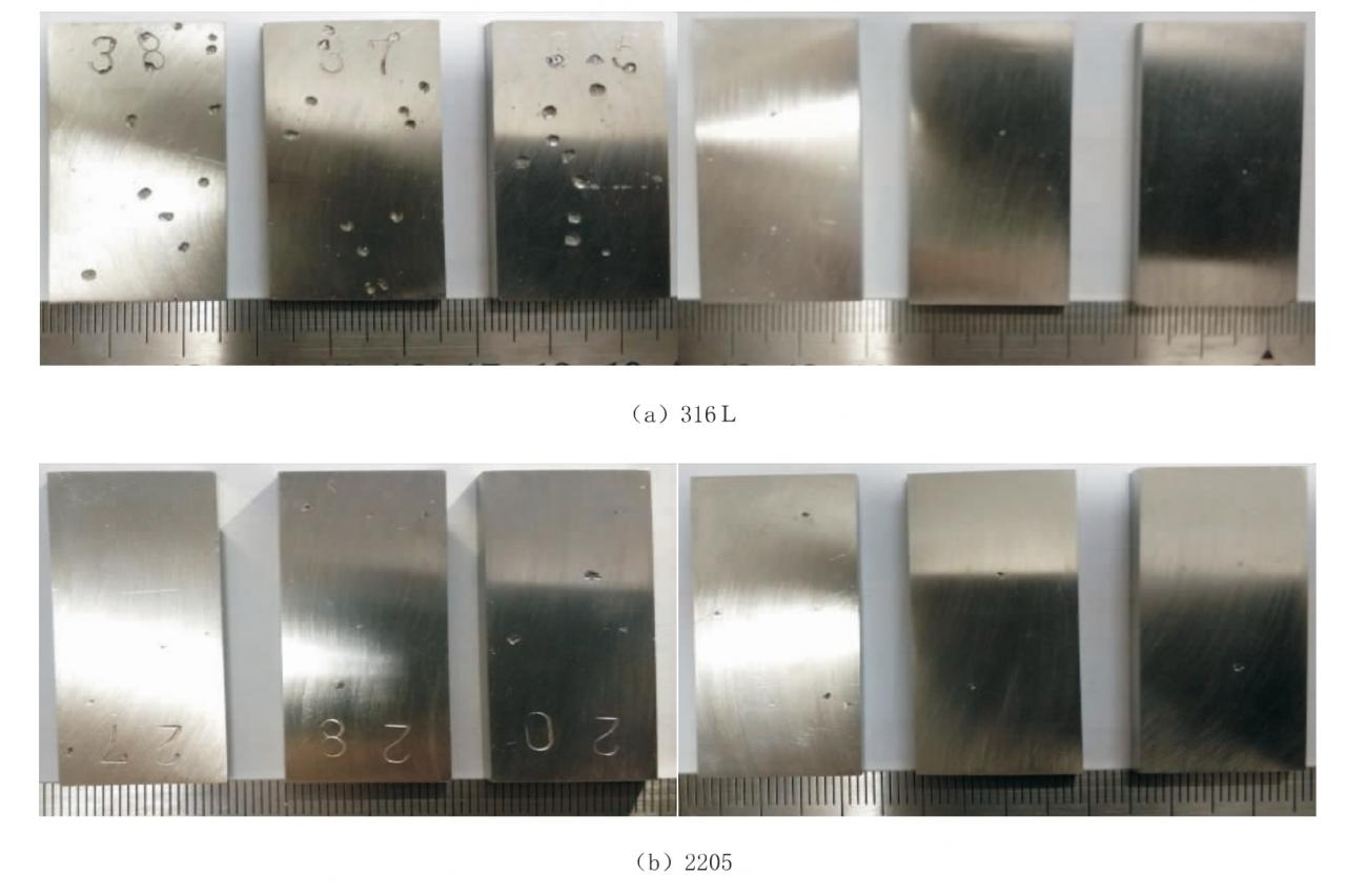 749e3c46ba2cbc6b1e168b1628a367ce - Comparison of corrosion properties of 316L and 2205 stainless steel