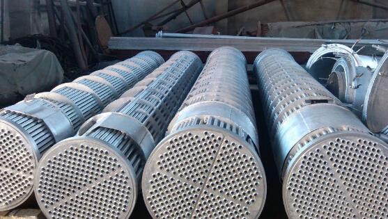 1 1Z21Q4140K45 - Welding of high efficiency tube sheet
