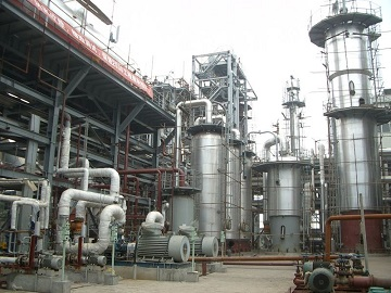 a newly constructed synthetic ammonia project in mexico - Nickel-based super alloy: Incoloy 800H (UNS N08810/W.Nr. 1.4958)